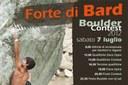 Forte di Bard Boulder Contest 2012